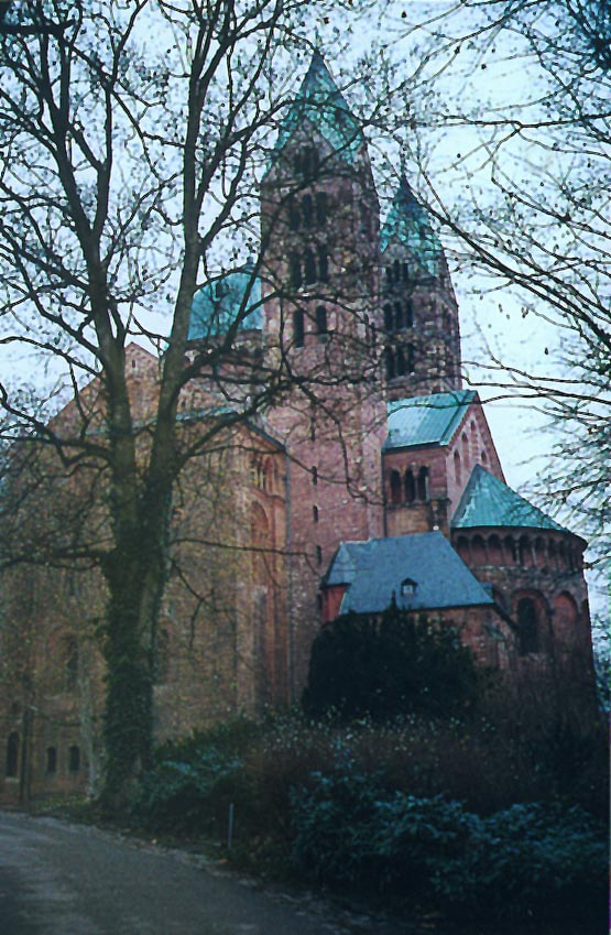 Germany: Speyer Cathedral