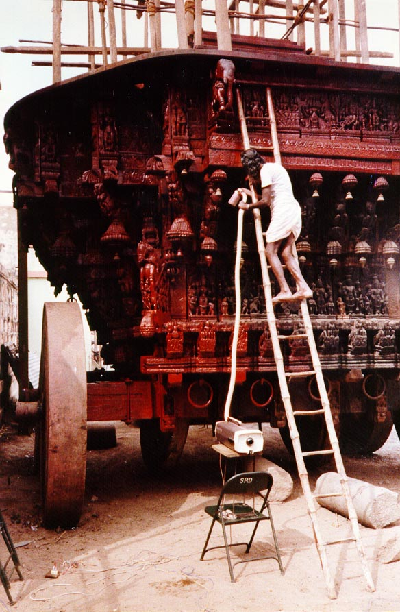 India Themes: Crafts and the Introduction of Machinery