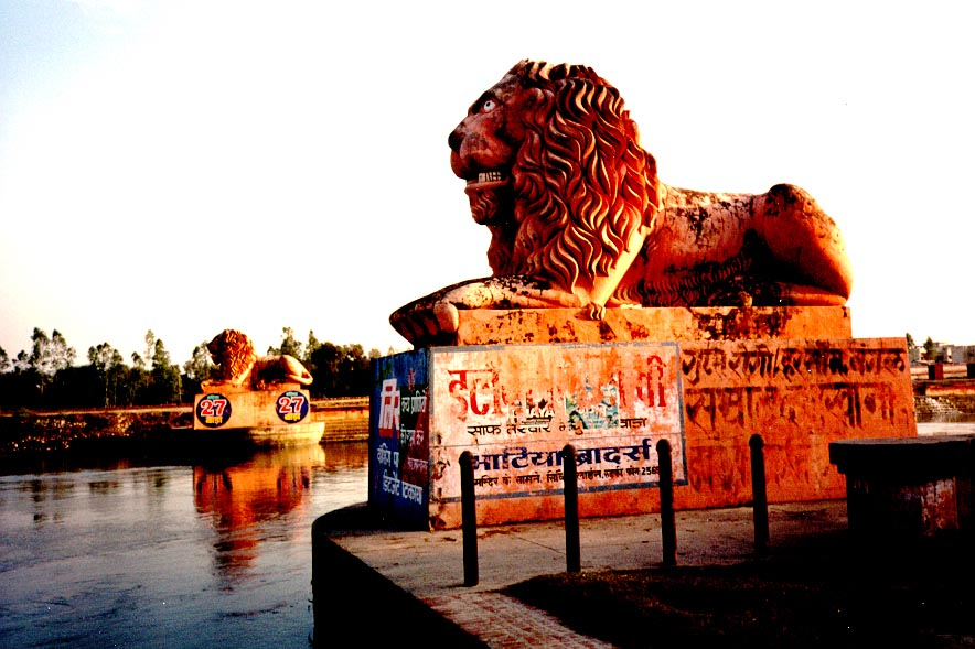 India Themes: Irrigation 4: the Ganges Canal and Haridwar