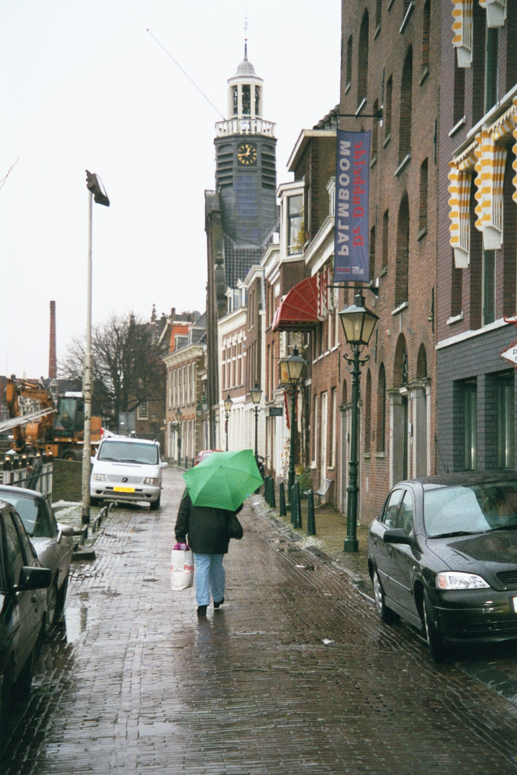 The Netherlands: From Delft to Delfshaven