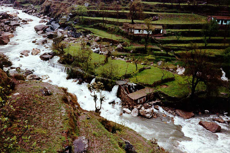 Pakistan: Mills of Swat