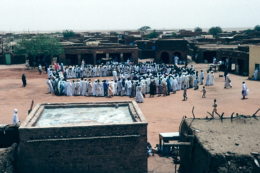 Sudan: Friday in Managil