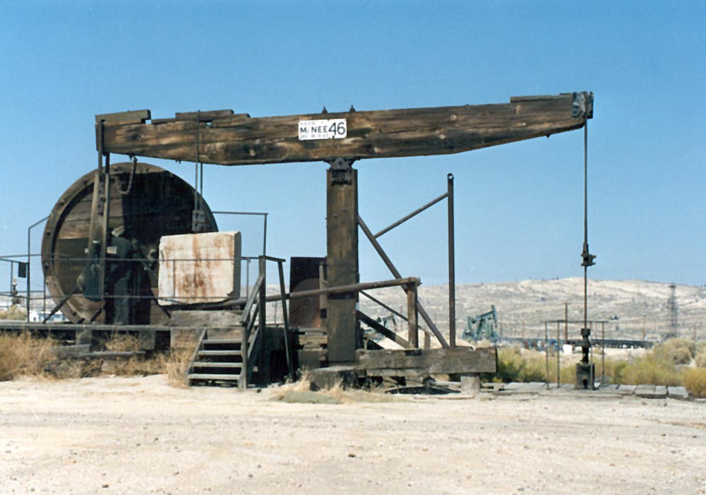 The Western United States: Pioneer Oil Fields of the San Joaquin Valley