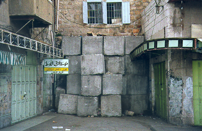 The West Bank: Hebron 2: the New City