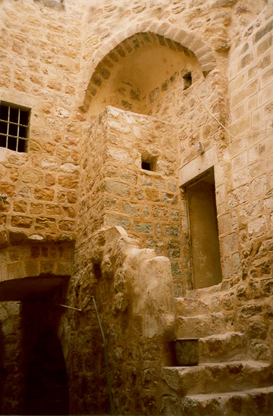 The West Bank: Hebron 3: the Old City's Rehabilitation