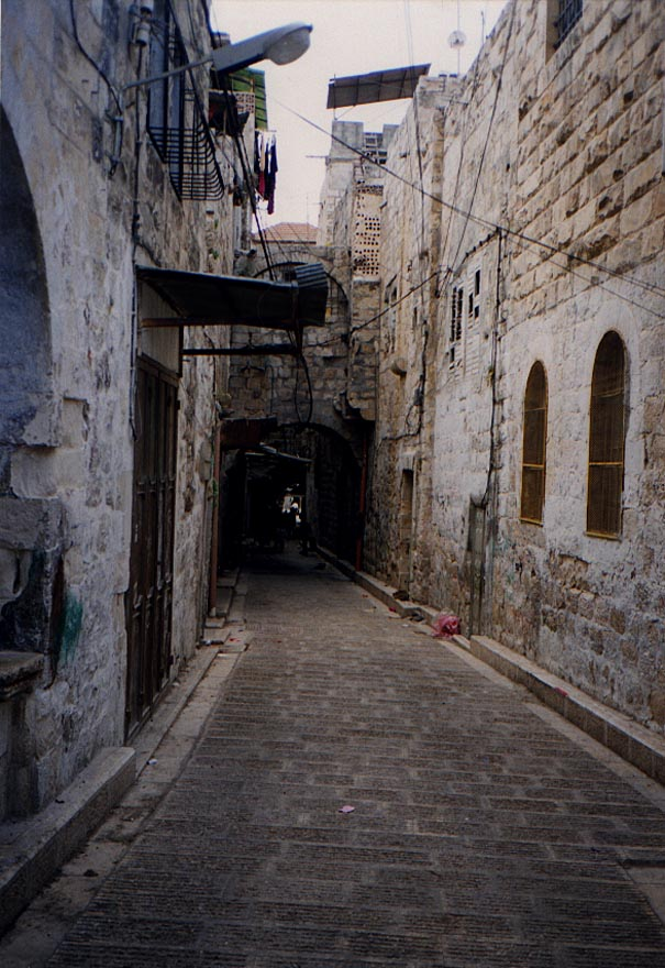 The West Bank: Nablus