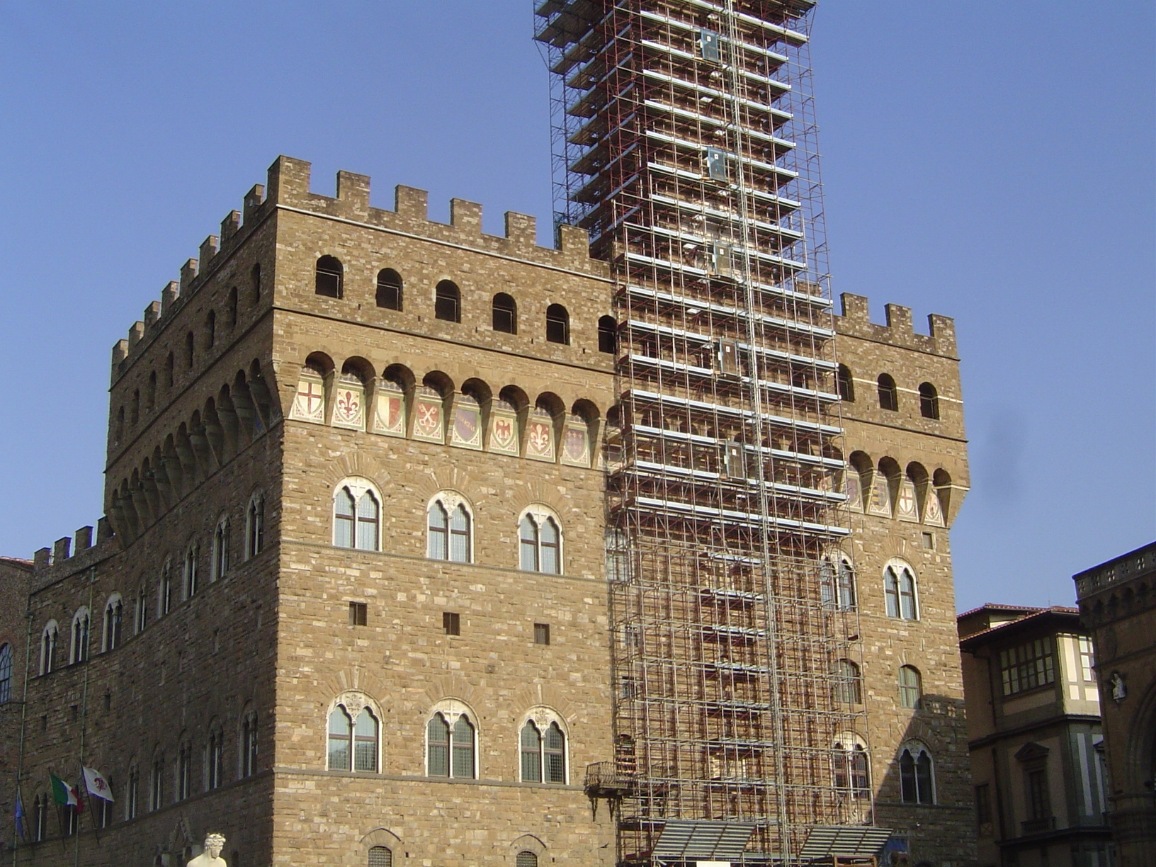 Italy: Florence: Palaces