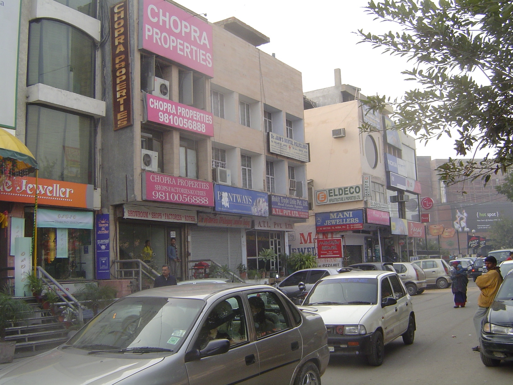 Northern India: Noida