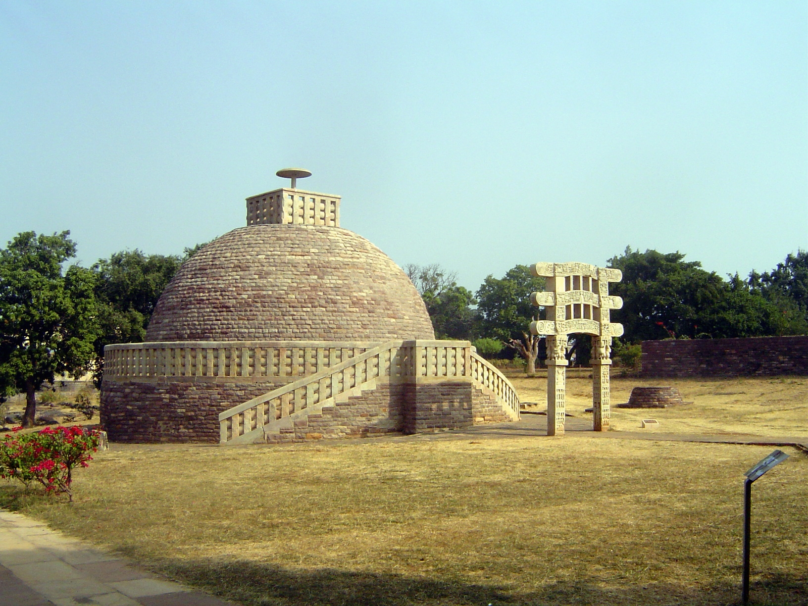 Peninsular India: Sanchi
