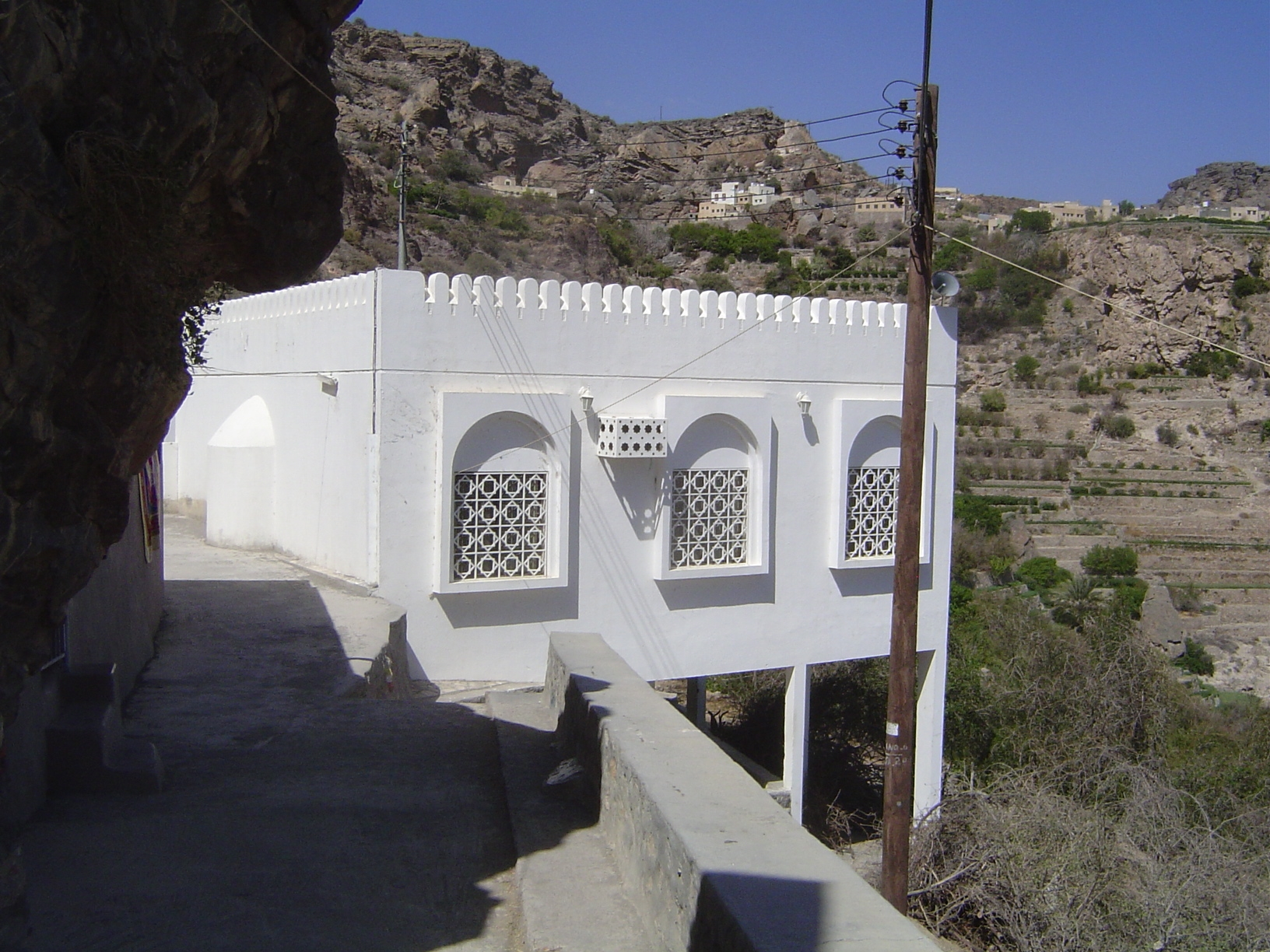 Oman: Sharayjeh