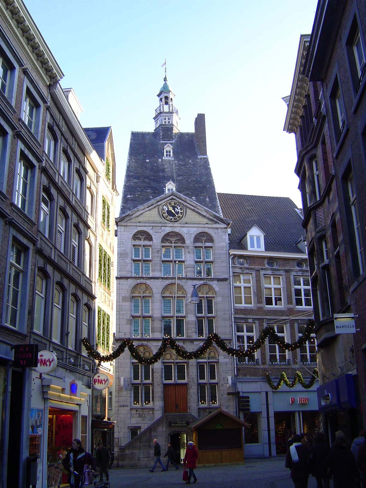 The Netherlands: Maastricht