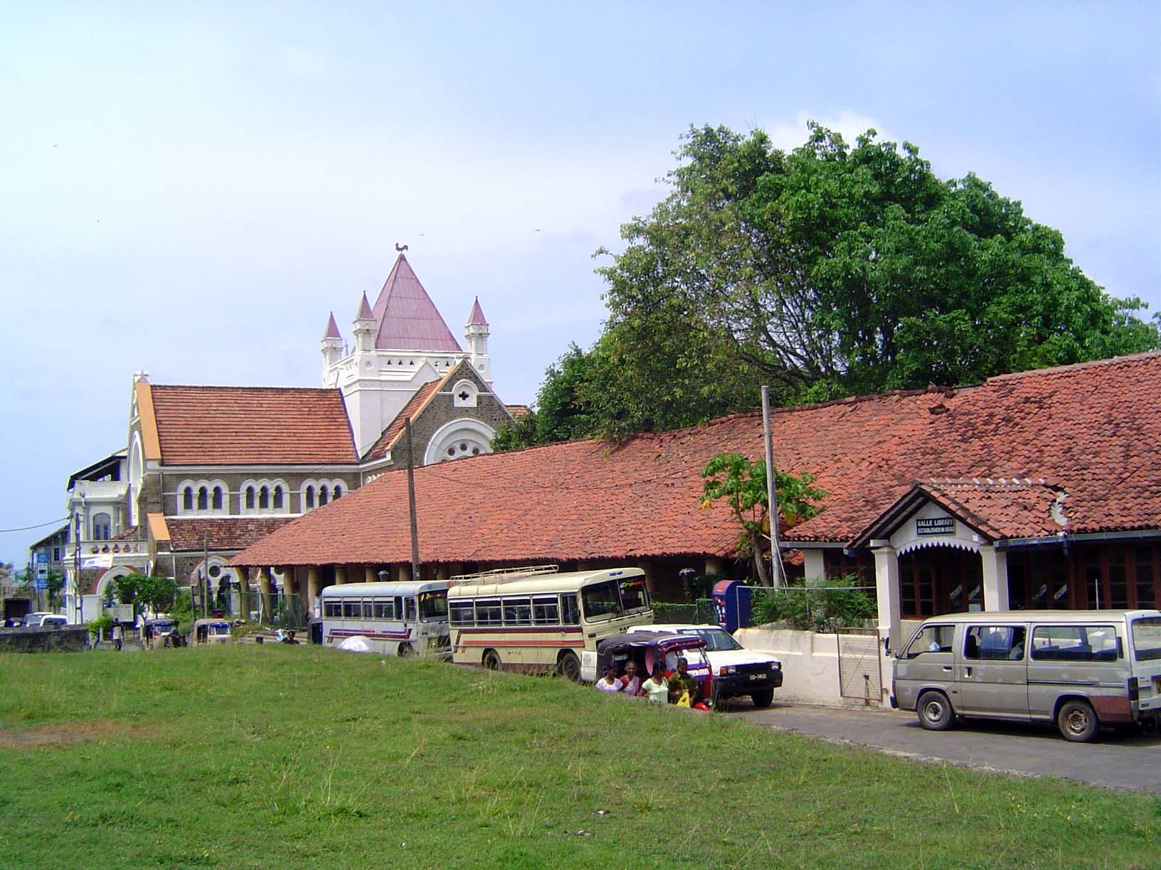 Sri Lanka: Galle