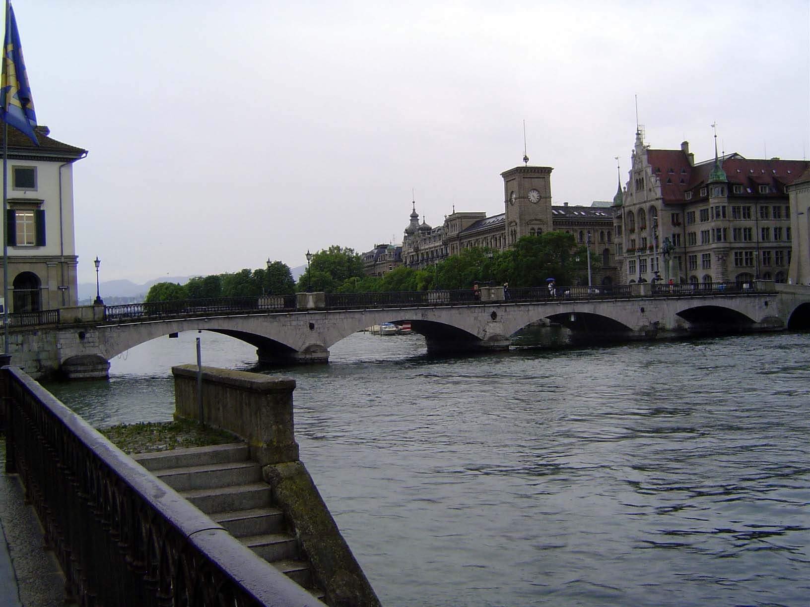 Switzerland: Geneva and Zurich