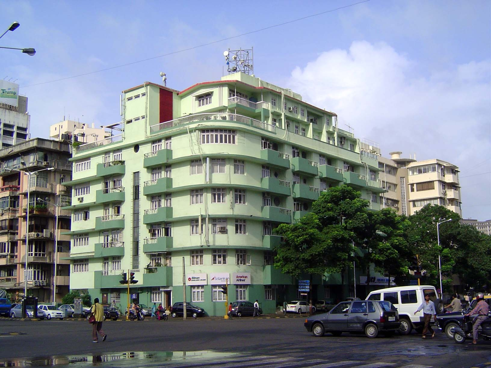 Peninsular India: Mumbai Deco