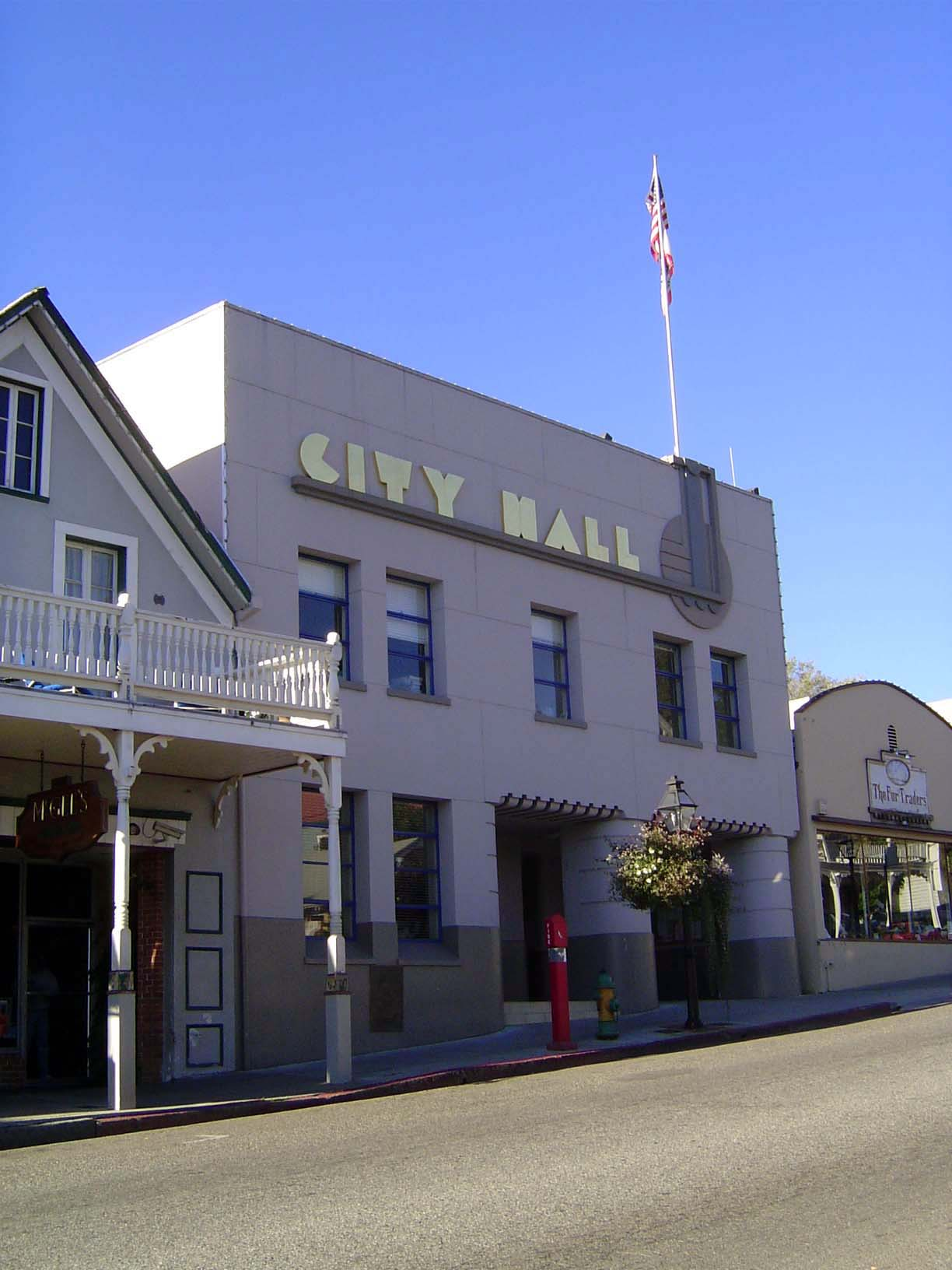 The Western United States: Grass Valley, Nevada City, and Downieville