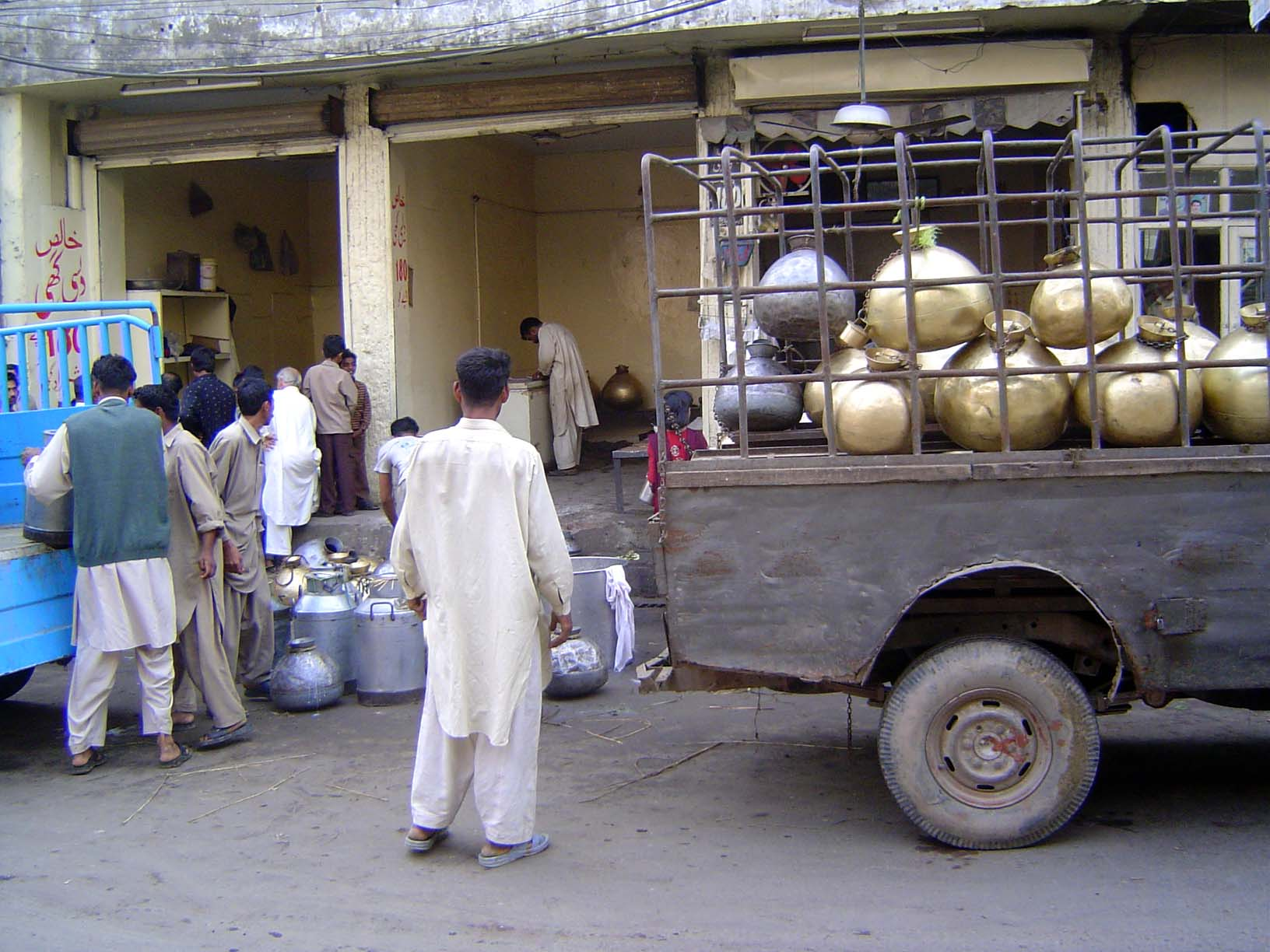 Pakistan: Lahore: the Old City