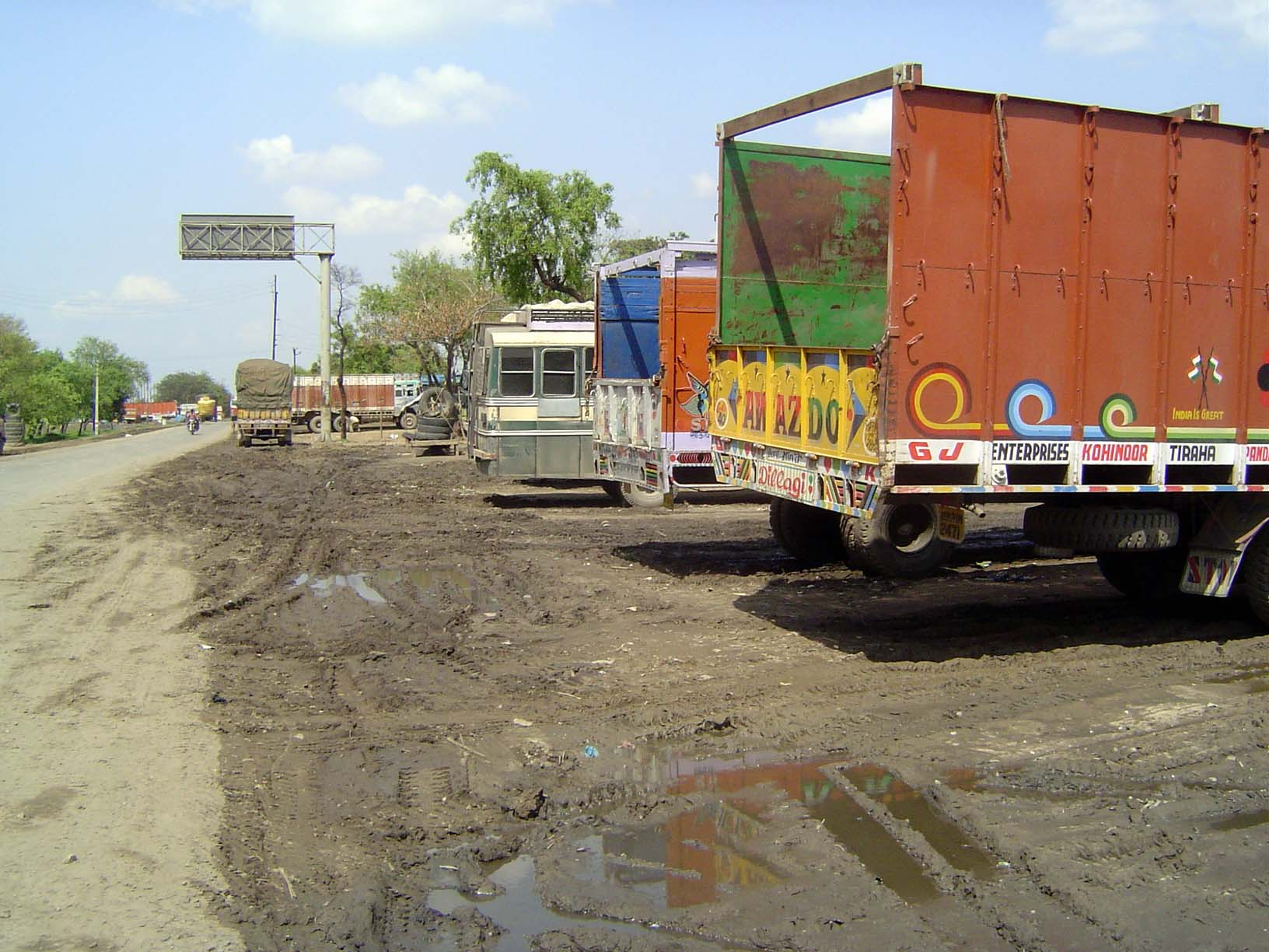 India Themes: Roads, Navigation Canals, Railroads, Telephones