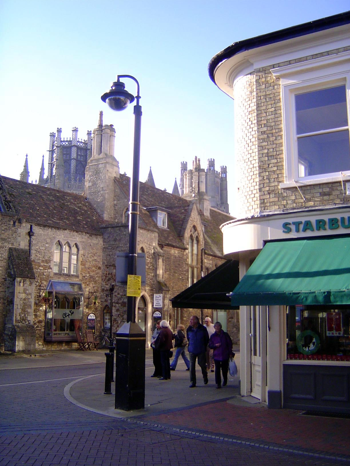 The United Kingdom: Ely Cathedral and St. Andrew's, Isleham