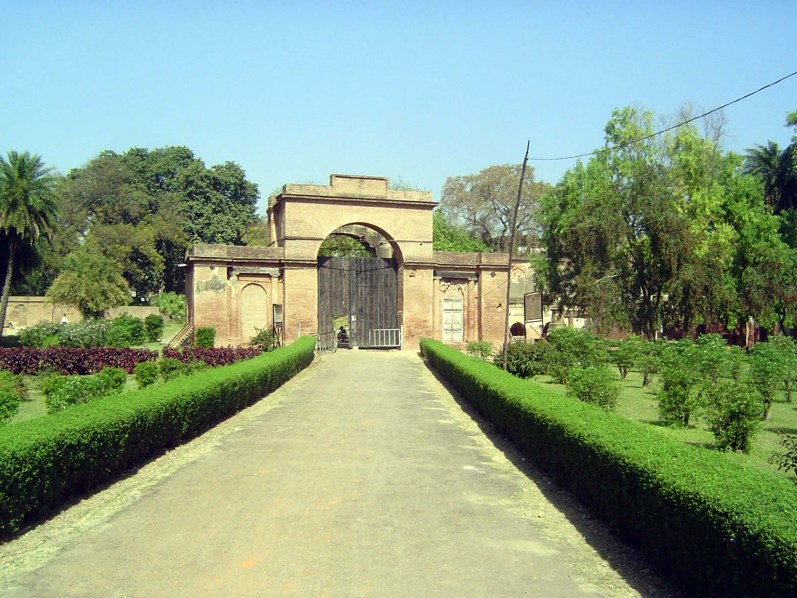 Northern India: Lucknow Residency