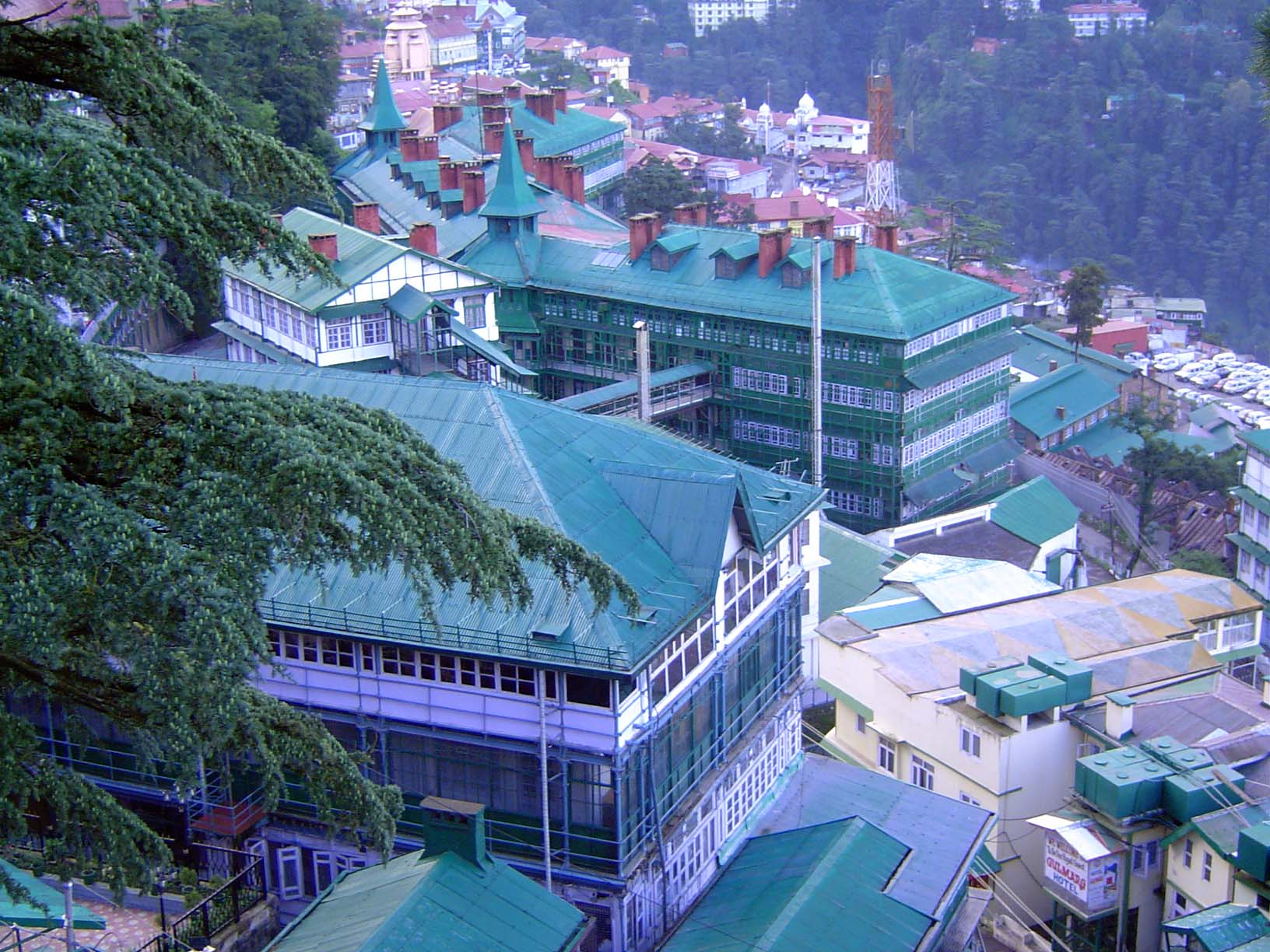 Northern India: Official Shimla
