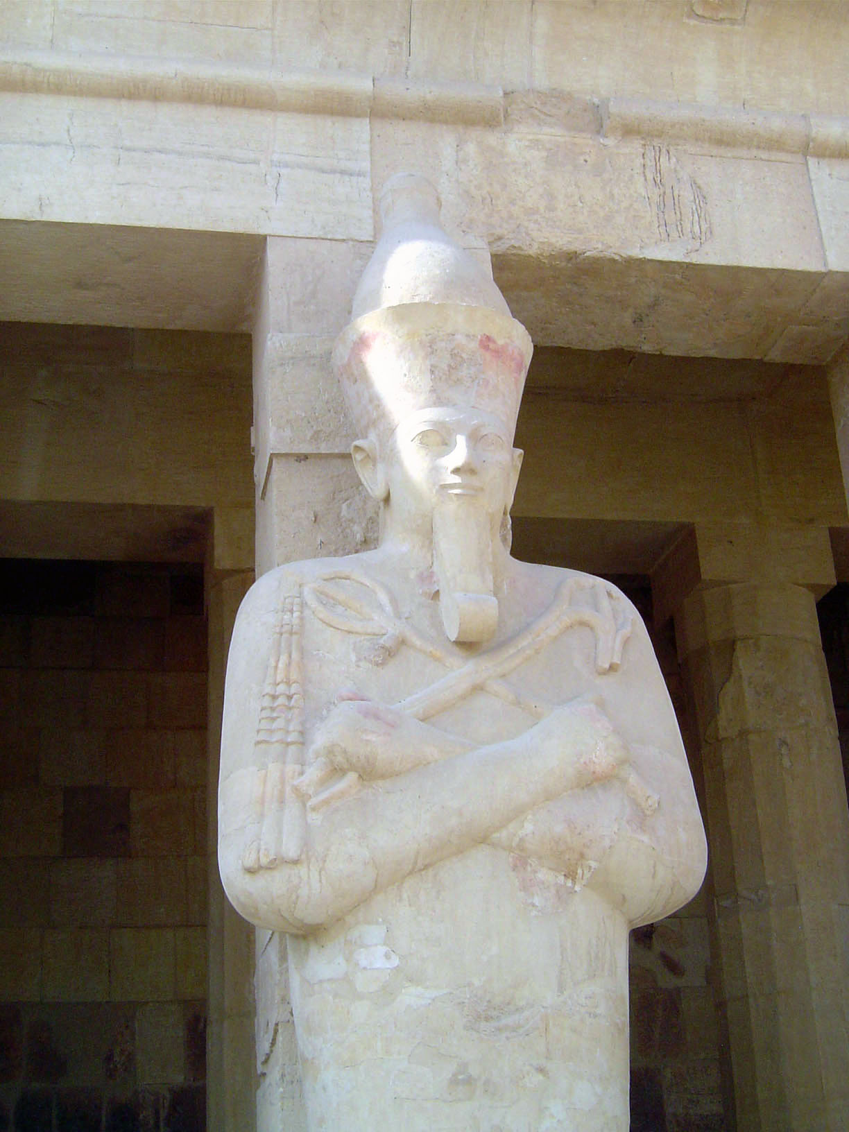 Egypt: Temple of Queen Hatshepsut