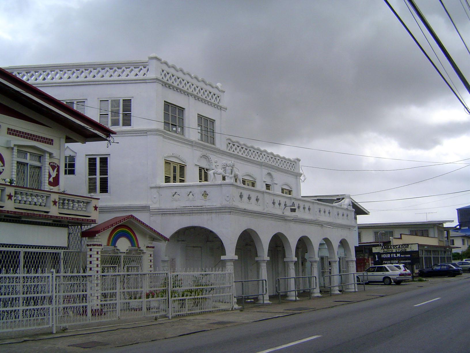 Trinidad: Trinidad: The Lingering Past