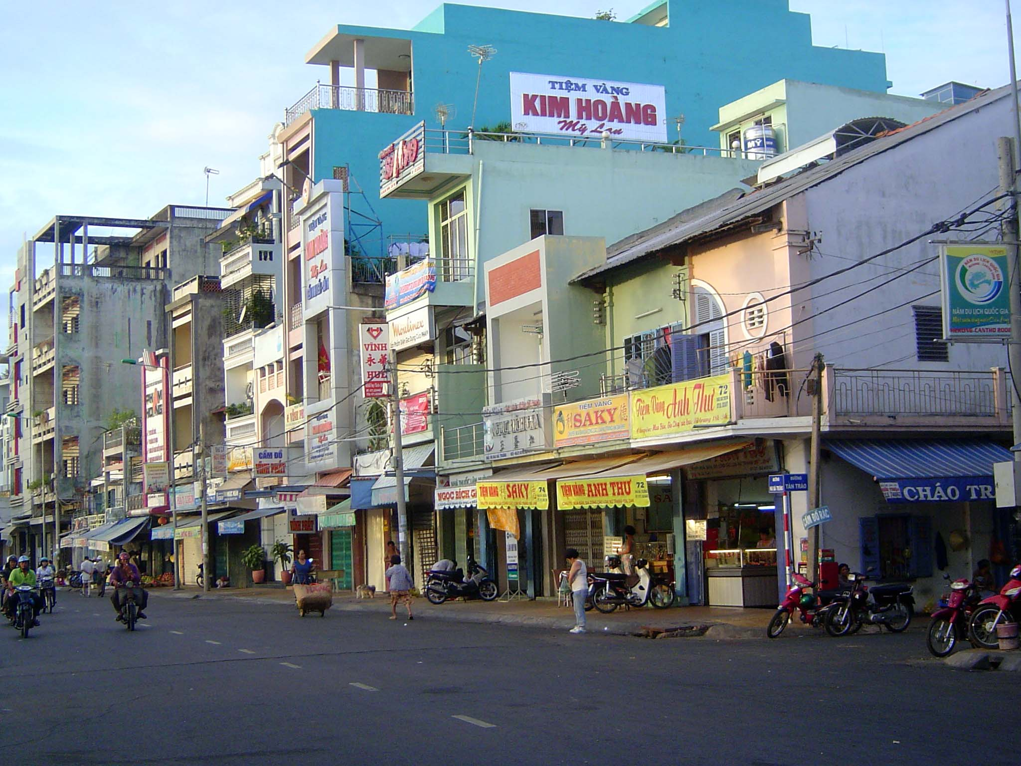 Vietnam: HCMC to Cantho
