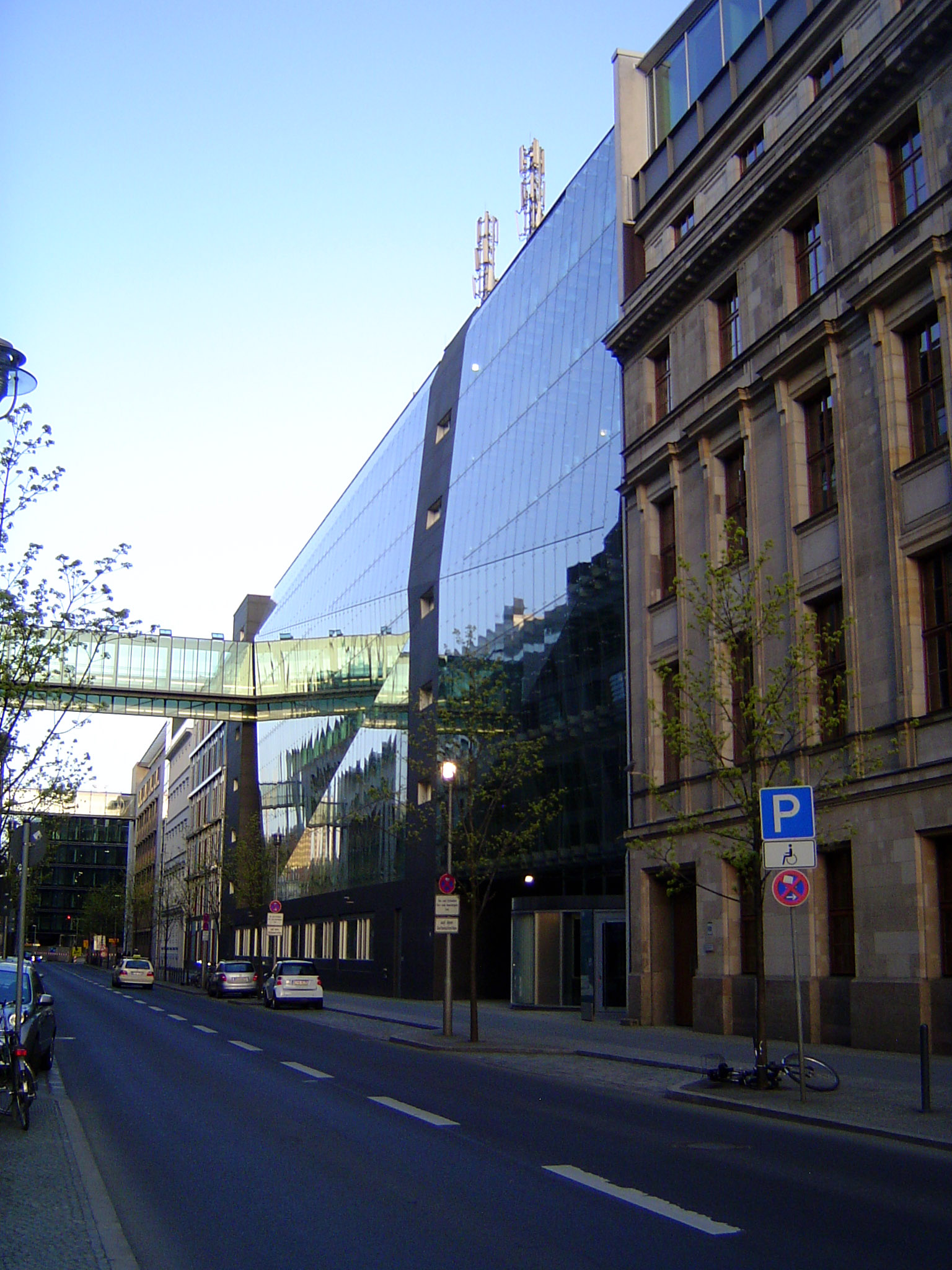 Germany: Berlin Discovers Glass
