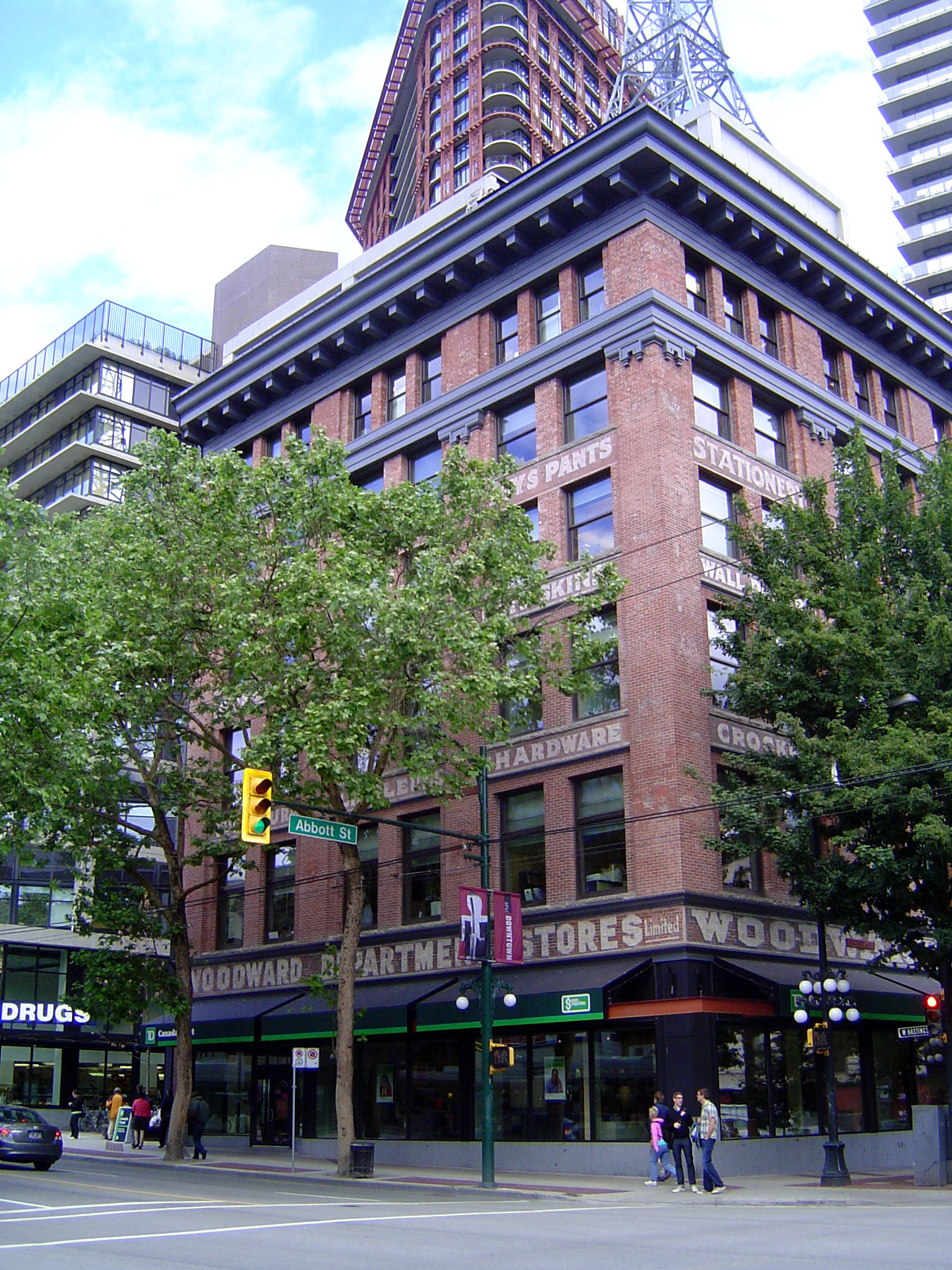 Canada (B.C.): Old Vancouver