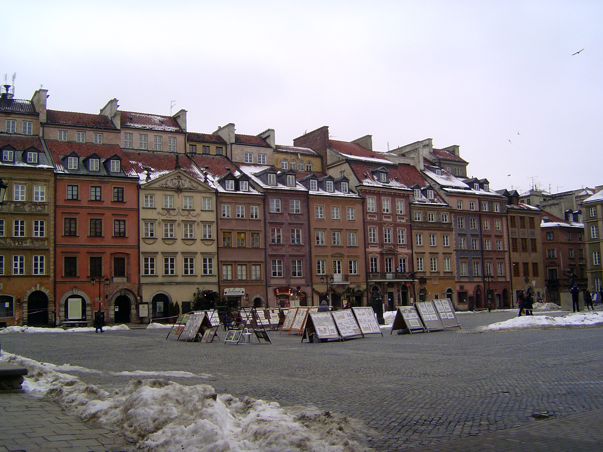 Poland: Warsaw in More Detail