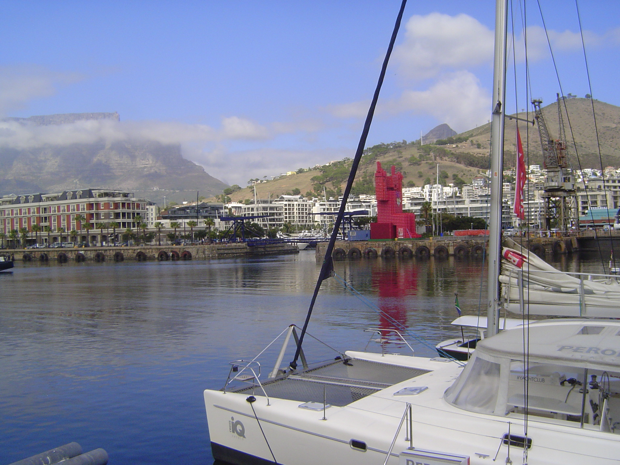South Africa: V&A Waterfront