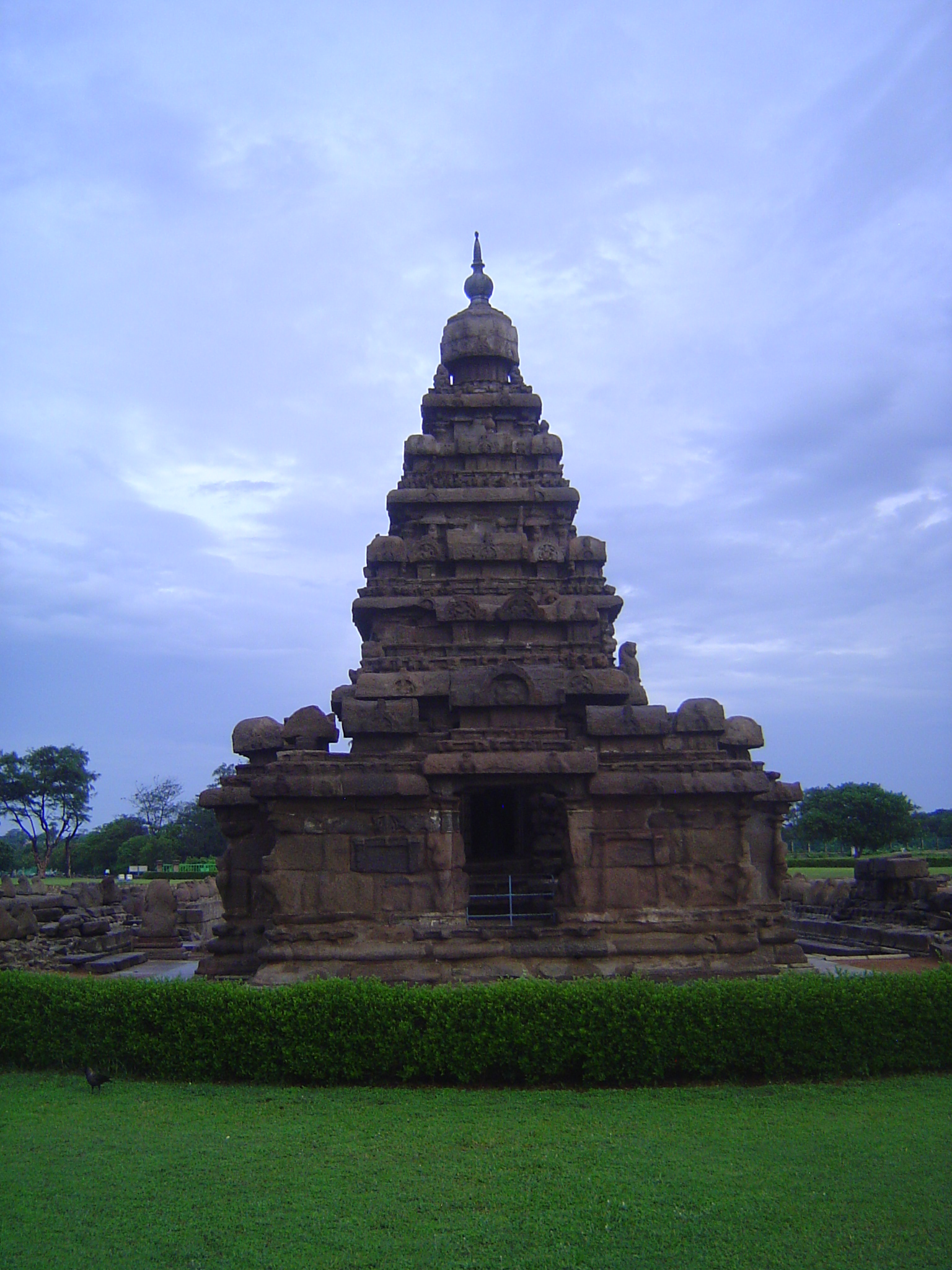 Peninsular India: Mamallapuram 3: Shore Temple