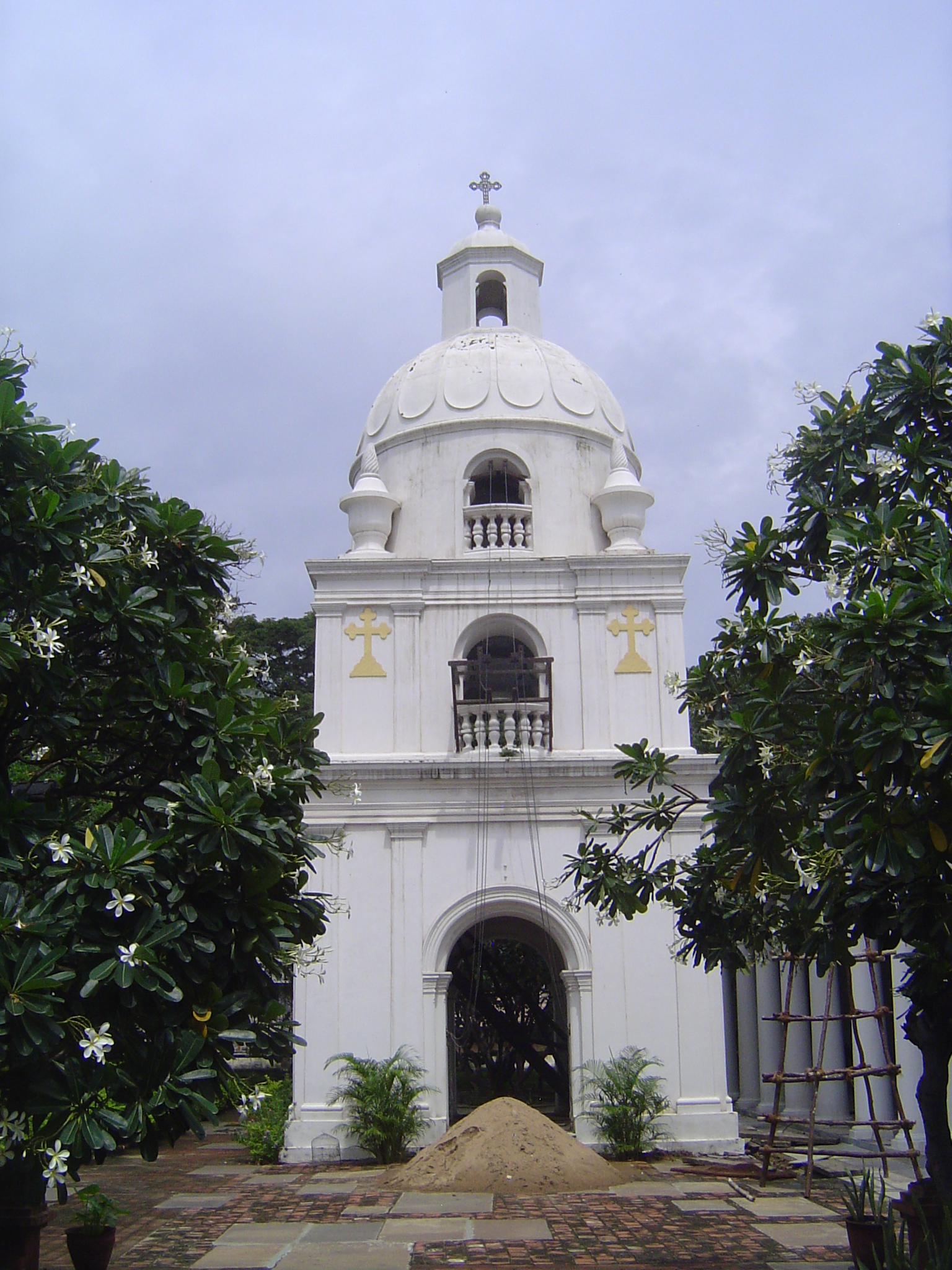 Peninsular India: Chennai / Madras 3: British Churches