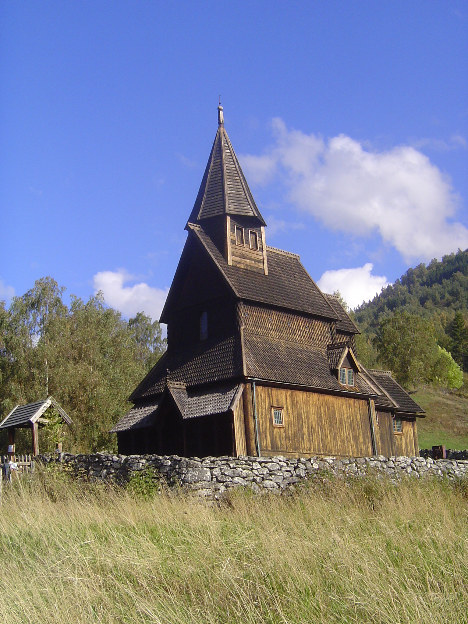 Norway: Urnes and Borgund Stave Churches